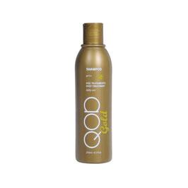 QOD GOLD SHAMPOO 250ml Natriumchlorid frei (salzfrei)