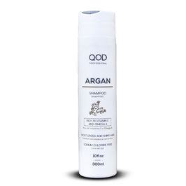 QOD ARGAN SHAMPOO 300ml