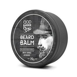 QOD BARBER SHOP BART BALSAM – Gestylter und glatter Bart