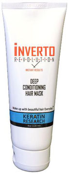 2 x INVERTO Deep Conditioning Mask Sulfatfrei - 100% Original