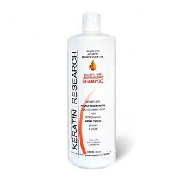 Sulfatfreies Shampoo 1000 ML mit marokkanischem Arganöl