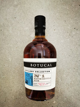 Botucal No.1 Batch Kettle Rum 0,7l