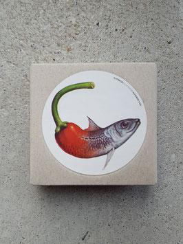 Pikantes Sardinen-Mousse