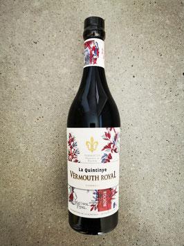 La Quintinye Vermouth Royal Rouge 0,375l