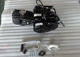 Motor 110 cc negro