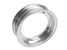 Aros de aluminio