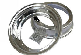 Aros aluminio alto pulido