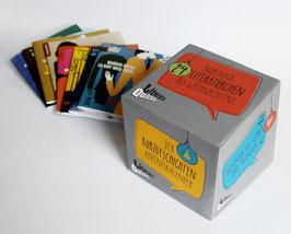 Der Kurzgeschichten Adventskalender mit 24 Booklits (Box, Modell: Klassik)