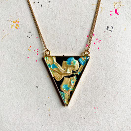 """New Triangle Kette """"Individual Item No2"""""""
