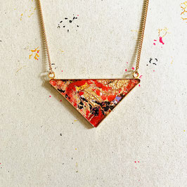"Triangle Kette ""Individual Item No2"""