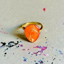 """Lagrima Ring """"Individual Item No3"""""""