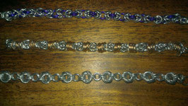 Chainmaille armband maken Volwassenen
