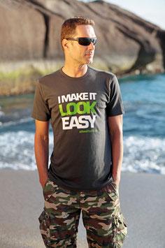Herren T-Shirt I MAKE IT LOOK EASY
