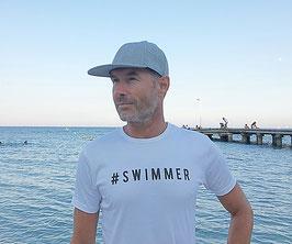 Herren T-Shirt #SWIMMER