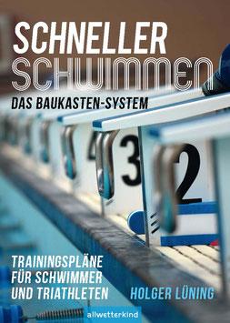 Buch SCHNELLER SCHWIMMEN Trainingspläne für Schwimmer und Triathleten