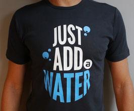 Herren T-Shirt JUST ADD WATER