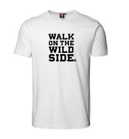 Herren T-Shirt WALK ON THE WILD SIDE