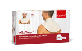 Basischer Nacken- und BronchienWickel