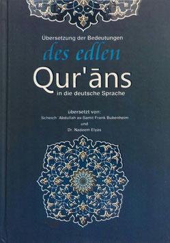 Der edle Koran auf deutsch