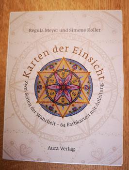Karten der Einsicht (Regula Meyer und Simone Koller)