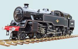 5 Zoll Echtdampflokomotive Standard Class 4 Kohlegefeuert