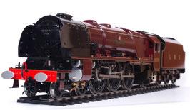 Spur II Echtdampflokomotive Dutchess Class