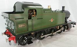 5 Zoll Echtdampflokomotive der 45xxx Class