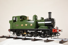 """British Class 14xx  7 1/4"""" Zoll"""