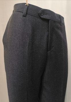 Pantalone vigogna V/P bluette