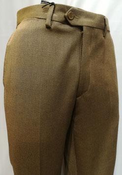 Pantalone cover coat V/P beige