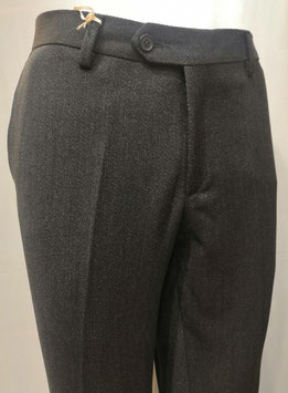 Pantalone cover coat V/P grigio scuro