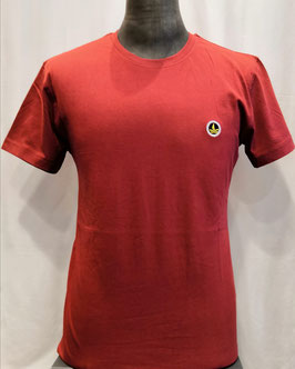 T-shirt NG NS M/M T.U. rosso