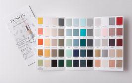 Kleurkaart Fusion -