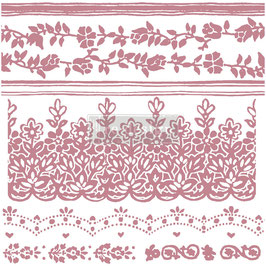 Stamps - Floral Borders