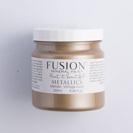 Metallic Finish - Vintage Gold
