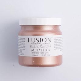 Metallic Finish - Rose Gold