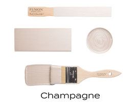 Metallic Finish - Champagne