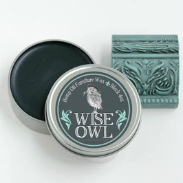 Wise Owl Wax -  Black
