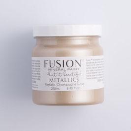 Metallic Finish -  Champagne Gold