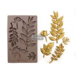Moulds - Leafy Blossoms