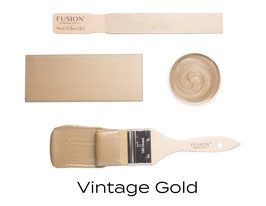 Metallic Finish - Vintage Gold