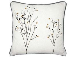 GreenGate Kissenbezug Antonia white embroidery