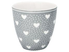 GreenGate, Mini Latte Cup, Penny grey
