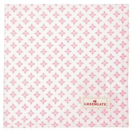 GreenGate, Stoffserviette, Sasha pale pink