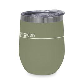 Thermo Mug Go green