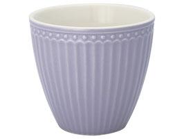 GreenGate, Latte Cup, Alice, lavender