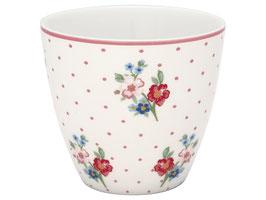 GreenGate, Latte Cup, Eja white