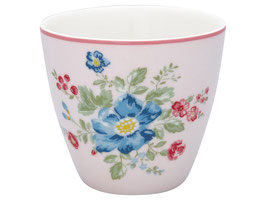 GreenGate, Latte Cup, Roberta pale pink
