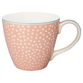 GreenGate, Tasse, Dot peach