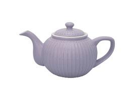 GreenGate, Teekanne, Alice, lavender